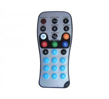 Light Emotion P645QUADOR Wireless IR remote for P645QUADO and LEDBAR5QUADO
