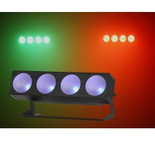 Event Lighting PAN4X1X30 Pixel Panel 4x1 30W RGB LED