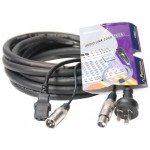 SoundKing PCAC5 5 Metre Audio Signal Cable and Power Lead