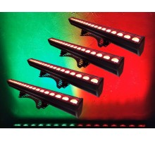 Light Emotion PP05 4 x LEDBAR1812 pack package: 4 x ledbar1812, 4 x ch05, 8 x clhd, 1 x ipxlr3, 1 x fcmcml10
