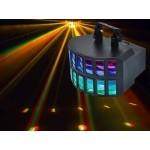 Light Emotion RAZORTRI LED Lighting Effect Razor 48 Lenses 2x8W RGBW/A LEDs DMX