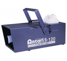 Antari S-120 (NEW PRICE) Foam Machine, output 320ml/min, comes with a 5L tank