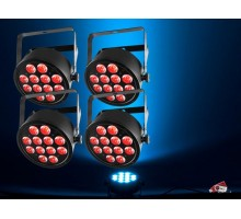 Chauvet SLIMPART12U4 Package: 4 x SLIMPART12U
