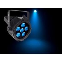 Chauvet SLIMQUAD6 Low Profile 6 x 4-in-1 RGBA 3W LED fixture