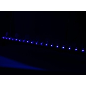 Chauvet SLIMSTRIPUV18 1m UV LED Strip with 18 x 3W UV LEDs