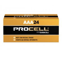 Procell BATPCAAA24 AAA Pack of 24