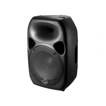 "Wharfedale TITAN12D Active 300W RMS 12"" 2-Way ABS Moulded Speaker. Qubit processor; features true independent LF and HF signal limiting"