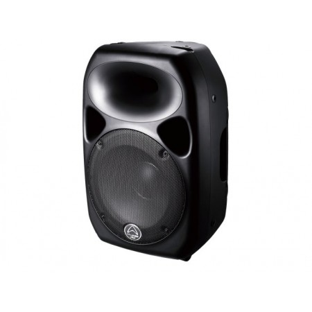"Wharfedale TITAN8AMK2 Active 180W RMS 8"" 2-Way ABS Moulded Speaker. Incorporates a high grade Bi-amp Class D and Class A/B Amplifiers."