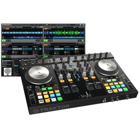 Native Instruments NI-KNTRLS4MK2 NATIVE INSTRUMENTS TRAKTOR KONTROL S4 MK2