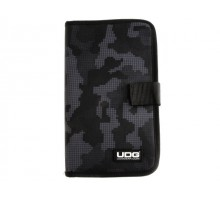 UDG U-9980CG Ultimate CD Wallet 24 Digital Black / Grey Camo