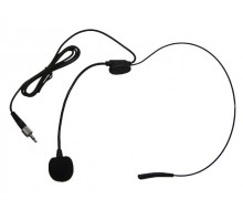 ESP Technology UHF22H Headset for UHF22B Body pack, black