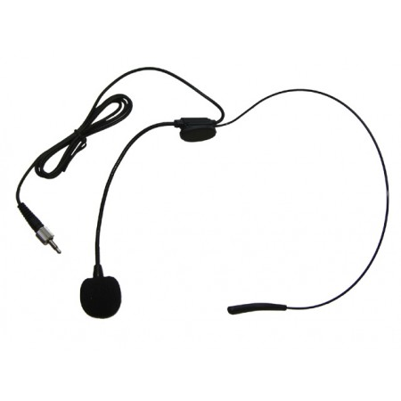ESP Technology UHF22H Headset for UHF22B Body pack, black