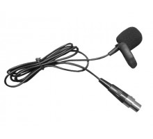 ESP Technology UHF2L Lapel Mic with mini 3 pin XLR connection. Suits UHF2SO & old model UHF2