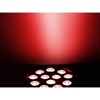 Light Emotion VIVID0312 Compact LED Par can 12 x 3W RGB 3-in-1 LED, DMX.