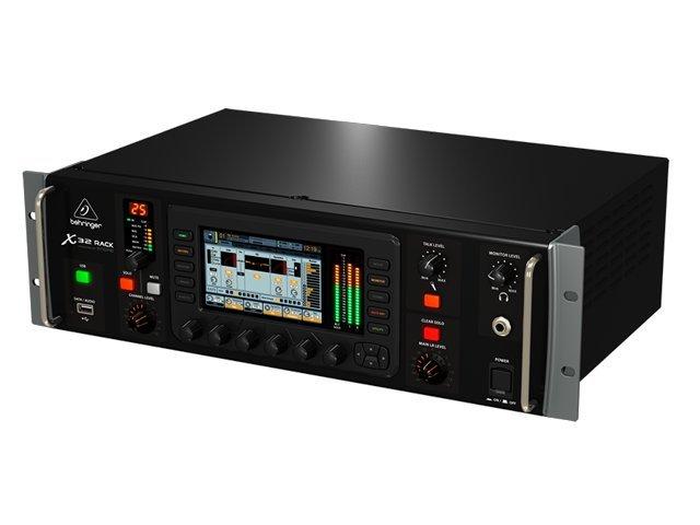 Buy Behringer X32 Rack Digital Rack Mixer Online | Lightsounds
