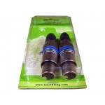 SoundKing XLR3FPH2 2 PACK XLR 3-F Line Plug - Heavy Duty