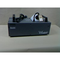 Condition: Ex Demo - Wireless 1000W fog machine with DMX onboard - Clearance Item