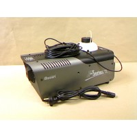 Condition: Second Hand - Z1000 Mk2 Pro Fog Generator, 1000w heater  - Clearance Item