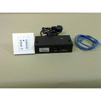 Condition: New - Architectural wall mount playback 3 ch DMX controller - Clearance Item