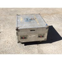 Condition: As Is - Roadcase 750mm x 650mm x 380mm - Clearance Item