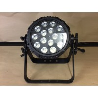 Condition: Second Hand - LED Outdoor IP65 Par 64 Can 15x5W RGBW Quad LEDs - Clearance Item
