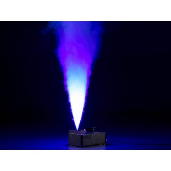 Antari Z1520 1500W Fog Jet with 22x3W RGB LEDs and DMX