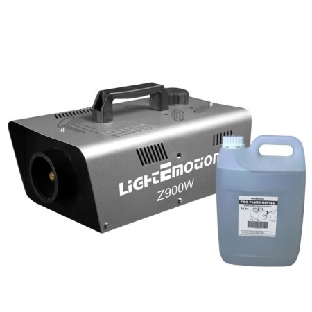 Light Emotion Z900WFOG5 Package: 1 x z900w, 1 x fog5