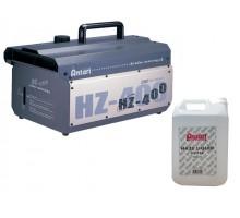 Professional Haze Machine with DMX. Bonus remote. Package: 1 x hz400, 1 x hzl5